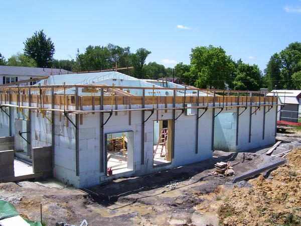 What is ICF? Future Homes Developments - Residential Housing